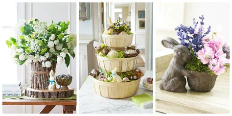home decor centerpieces exquisite easter centerpiece for children garden party