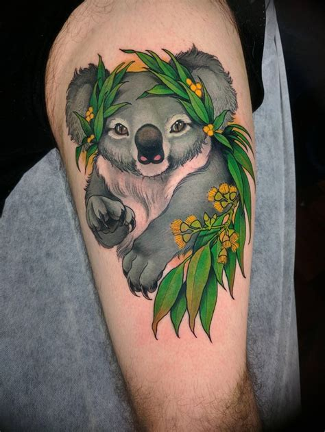 koala bear tattoo 25 best ideas about koala on animal