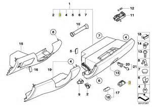 Mini Cooper Glove Box Latch Bmw Mini R50 R52 R53 Glove Box Lock Striker 7056615