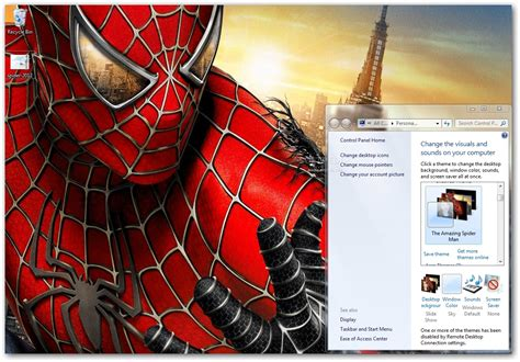 download spiderman themes for pc the amazing spider man theme download