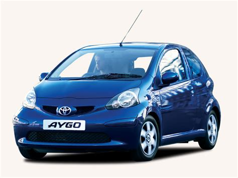 Blue Toyota Toyota Aygo Blue Technical Details History Photos On