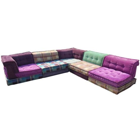 roche bobois sectional sofa mah jong modular sofa by roche bobois for sale at 1stdibs