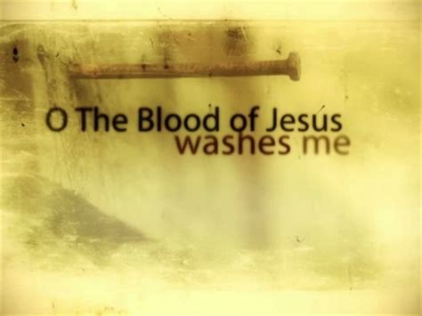 The Blood That Jesus Shed For Me Chords by O The Blood Worship Song Track With Lyrics Gateway