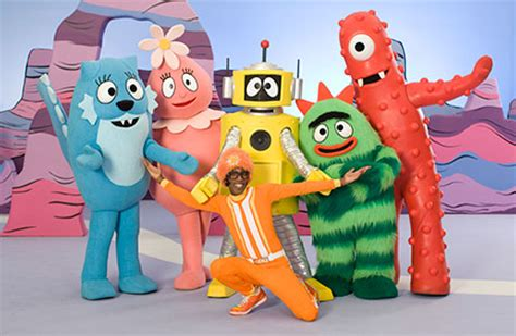 yo gabba gabba yo gabba gabba returns for 5 shows downtown lobby
