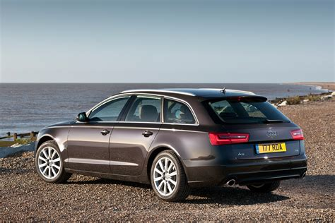 audi wagon black audi a6 avant black edition oolong grey