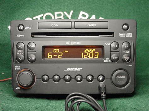 nissan radio wiring diagram aux input get free image
