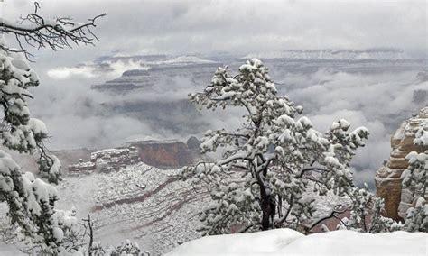 grand canyon national park winter vacations activities