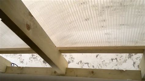 how to make a canopy how to build a timber canopy that will make chuck norris