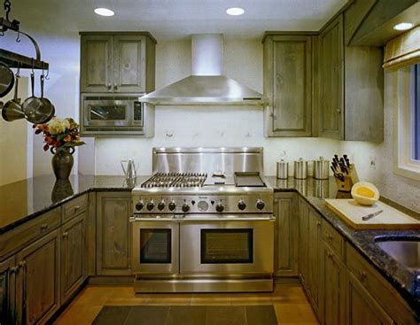 green stained pine cabinets cabin ideas pinterest green stain home kitchen pinterest