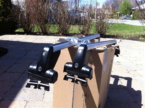 Roof Rack Montreal by Roof Rack Support Toit Mk4 Jetta Golf