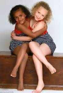 White looking black people mixed the odds however of a mixed