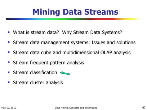 pattern classification techniques in data mining 4 28 10 data mining concepts and techniques