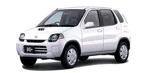 Suzuki Kei Specification Suzuki Kei X Type Catalog Reviews Pics Specs And