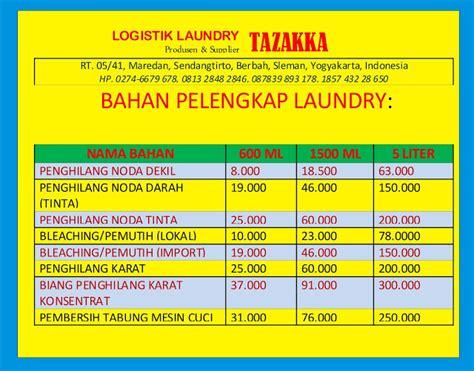 Pewangi Buat Laundry tazakka logistik laundry rahasia membuat pewangi laundry