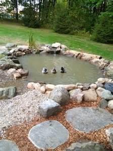 Backyard Duck Pond Ideas Pin By O Mara Alexander On On The Farm Pinterest