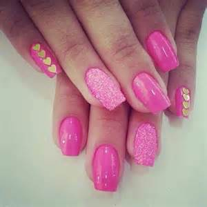 gallery for gt pink nail designs