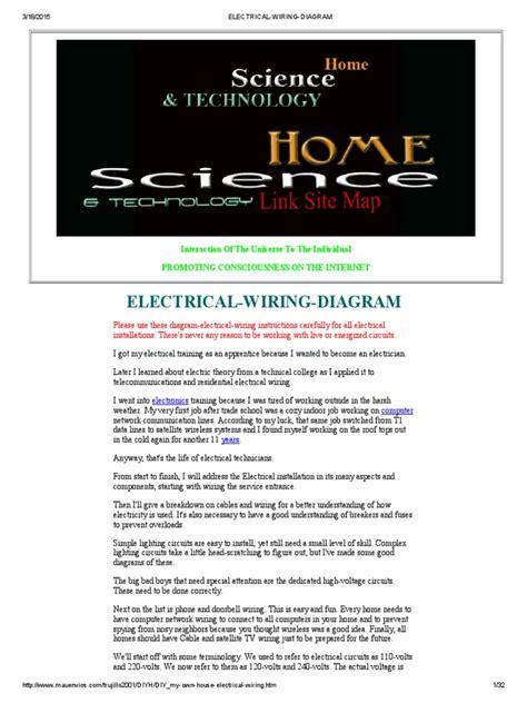 house wiring terminology wiring diagram manual