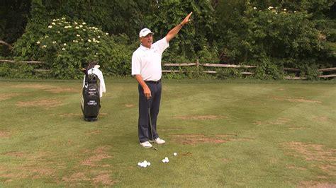rhythm in golf swing john daly shows one arm drill to improve swing rhythm