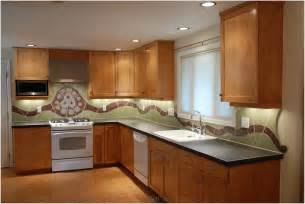 Kitchen Countertop Tile Design Ideas Kitchen Ceramic Tile Kitchen Countertops Romantic
