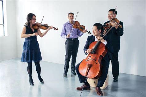 Arts String Quartet - catching up with our bisqc laureates banff centre