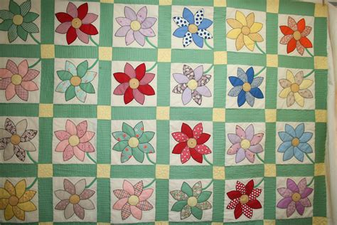 flower design quilt flower garden quilt m by sunflower designs