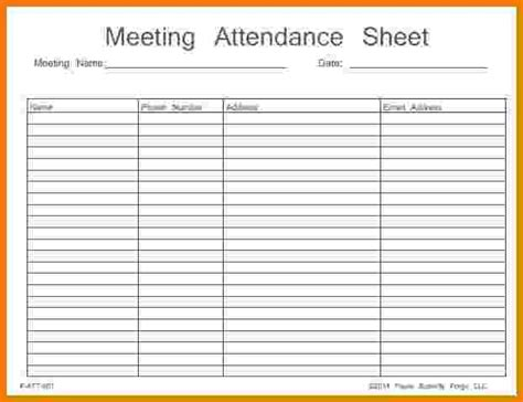 aa attendance card template aa meeting attendance sheet free aashe