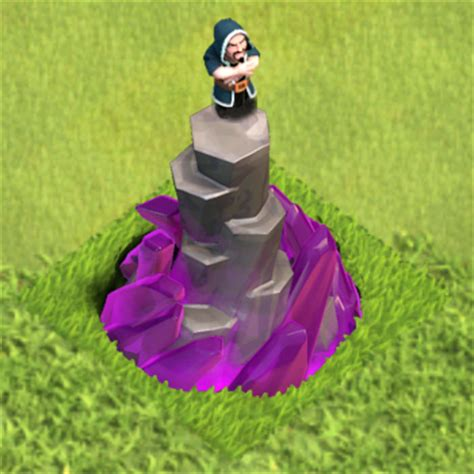 image wizard tower level5 png clash of clans wiki fandom powered by wikia
