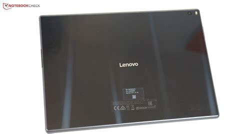 Lenovo Tab 10 lenovo tab 4 10 plus tablet review notebookcheck net reviews