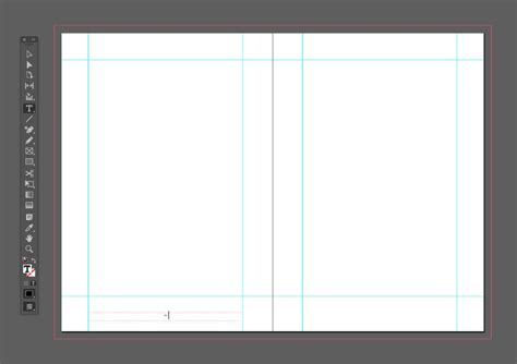 How To Make A Zine In Indesign 6 Step Tutorial With Free Template Zine Template Indesign