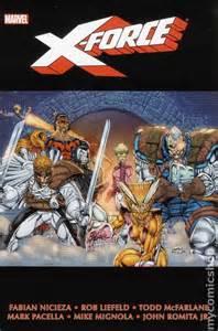 deadpool x force omnibus 1302908308 x force omnibus hc 2013 marvel comic books