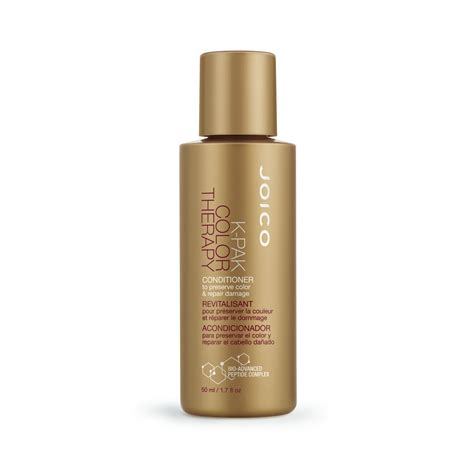 joico k pak color therapy conditioner 50ml
