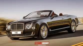 Bentley Mulsanne Drophead American V8 Engine American Free Engine Image For User