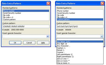 infopath custom pattern data validation validating form data part ii designing infopath forms