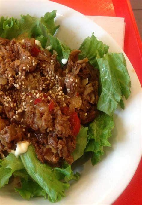 resep membuat salad sayur ala hokben resep beef yakiniku ala hokben resepkoki co