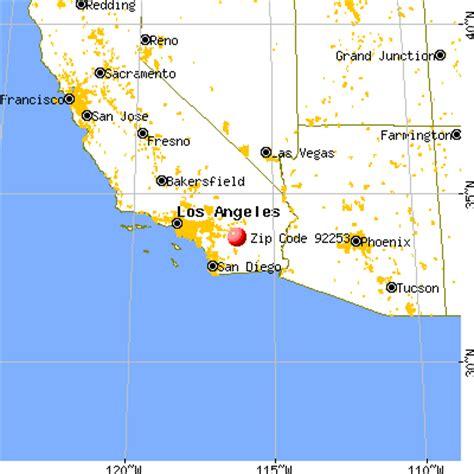 california map la quinta 92253 zip code la quinta california profile homes
