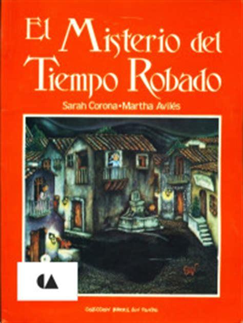 misterio del extrano hatillo libro e ro leer en linea misterio del tiempo robado el librosm 201 xico mx