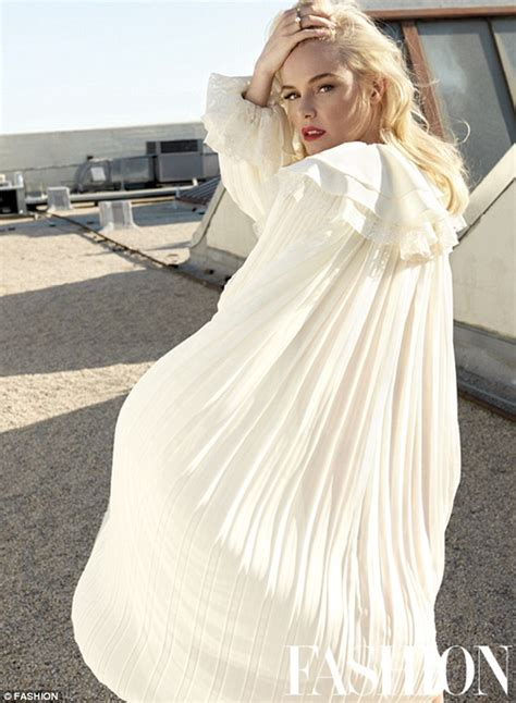 Kate Bosworth Poses For Vogue Us by Kate Bosworth Poses For Fashion Magazine Shoot And