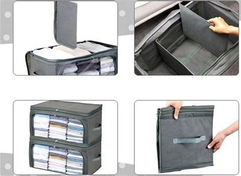 Box Organizer By Ruby Grosir storage box cloth organizer 188 barang unik china