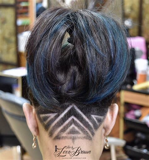 hair tattoo near me pinterest amyaajanaee sc kvng myaa i add back shaves