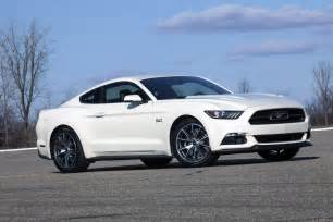 Ford Mustang 2015 Gt 2015 Ford Mustang Reviews And Rating Motor Trend