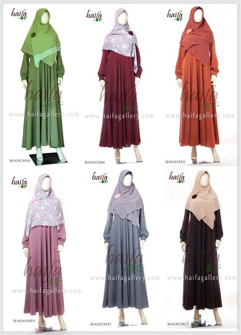 Dress Khimar Pasmina Modis Mouslim gamis muslimah 2014 newhairstylesformen2014