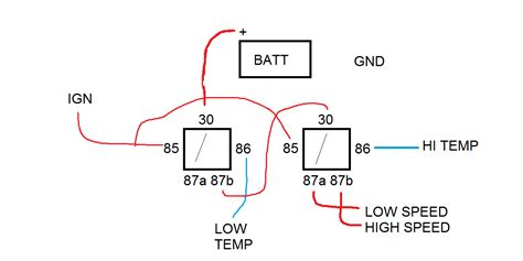 derale fan controller wiring diagram 36 wiring diagram