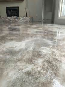concrete floor stain colors best 25 concrete stain colors ideas on