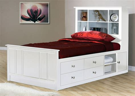 white bed with storage how to build a twin size platform bed with storage specs
