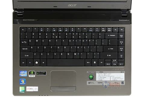 Hardisk Laptop Acer 4750 image of acer aspire 4750 notebookspec