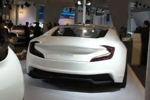 Electric Car China Price In Pakistan Ch Auto S Lithia Electric Sports Car Prototype