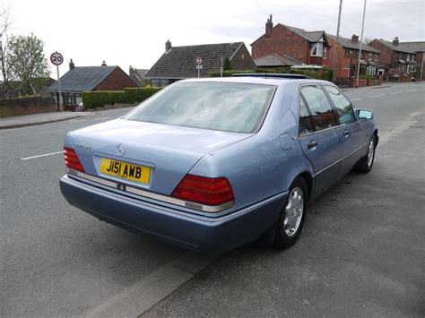 Sel The Shop Sle Size used 1991 mercedes 600 sel for sale in lancashire