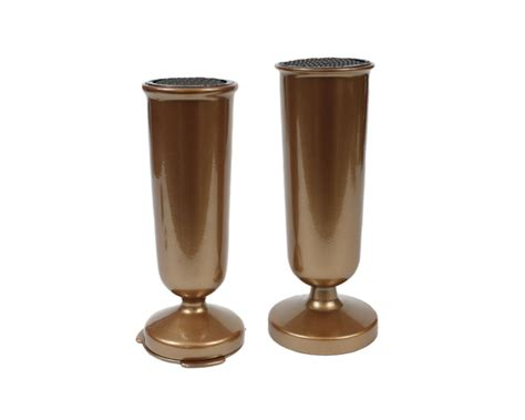 Cemetery Vases Bronze by Replacement Vase For Bronze U S Metalcraft Inc 174