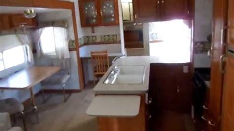 Montana Fifth Wheel Floor Plans 2001 fleetwood wilderness 33ft fifth wheel 3 slides can