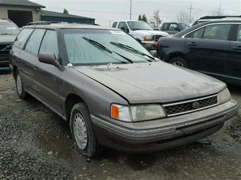 1990 1994 subaru legacy 2 2l used engine engine world auto auction ended on vin jf2bj65c3lh943664 1990 subaru legacy in or eugene